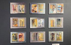 Групповая выставка художников современного искусства