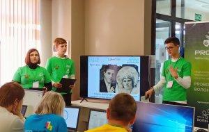 Школьники из Новороссийска разработали механизм для очистки моря