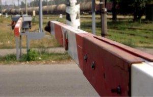 Внимание! Перекрытие движения автотранспорта через железнодорожный переезд в Гайдуке