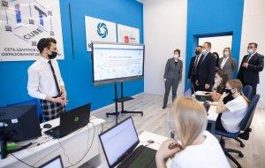 В Калининградской области состоялся первый онлайн-урок на отечественной платформе «Сферум»