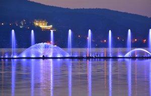 Сезон светозвуковых фонтанов в Абрау-Дюрсо откроется в майские праздники