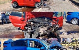 Трагедия произошла в Черноярском районе на трассе Москва — Волгоград — Астрахань
