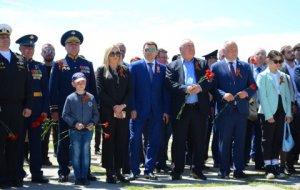 Депутат Госдумы принял участие в традиционной патриотической акции «Помним!»